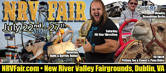 2019 New River Valley Fair